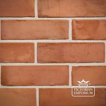 "Orange Wirecut Brick - 2.5"" or 3"""