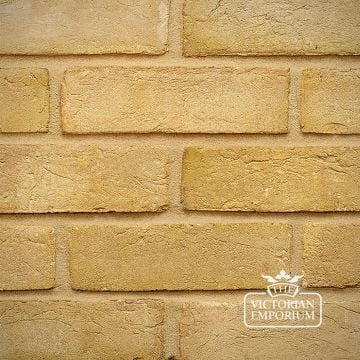 Cambridge Buff/Suffolk White Brick Slip