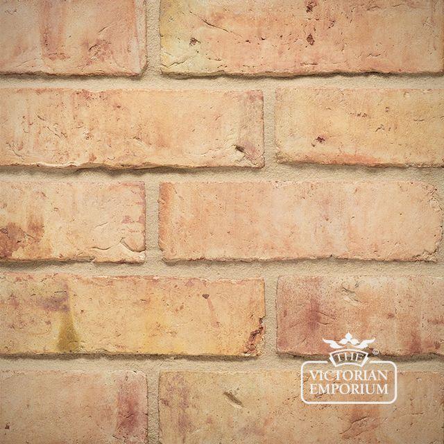 Oxford Yellow Multi Waterstruck Brick Slip