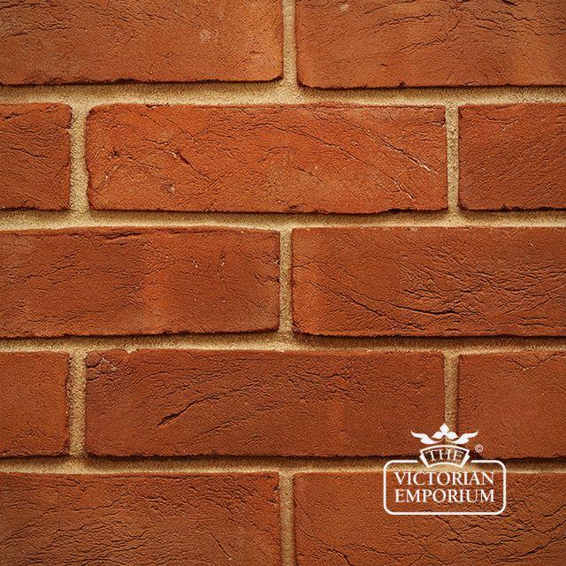 Soft Red Brick Slip