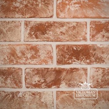 Limewashed Brick Tile