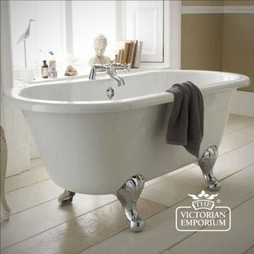 Kensington Double Ended Freestanding Bath