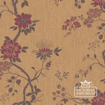 Camellia Wallpaper in a choice of 5 colourways