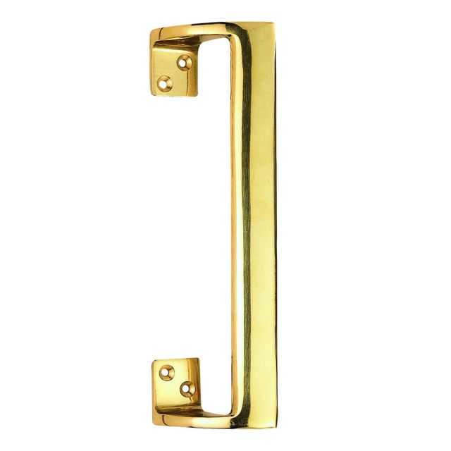 Cranked Pull handle in a choice of 2 sizes