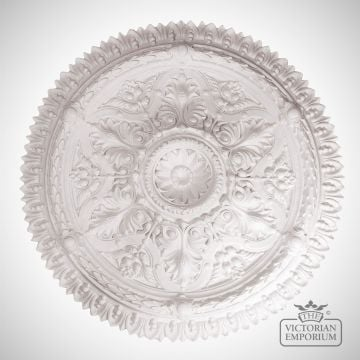 Victorian ceiling rose - Style 37 - 760mm diameter