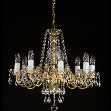Adele 8 arm chandelier