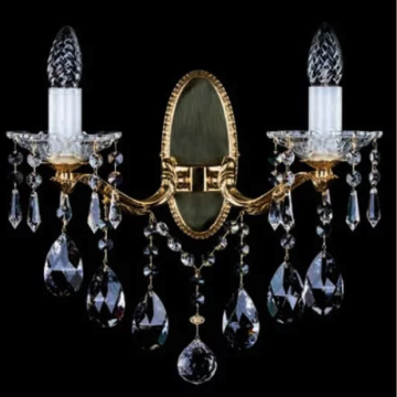 Shveta double wall sconce