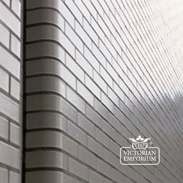 Glazed bricks - bullnose and double bullnose - medium quantities (50-100)