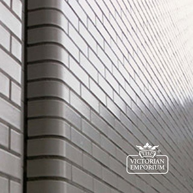 Glazed bricks - bullnose and double bullnose - large quantities (over 100)
