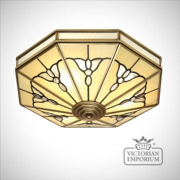 Gladstone 4 light flush mount light