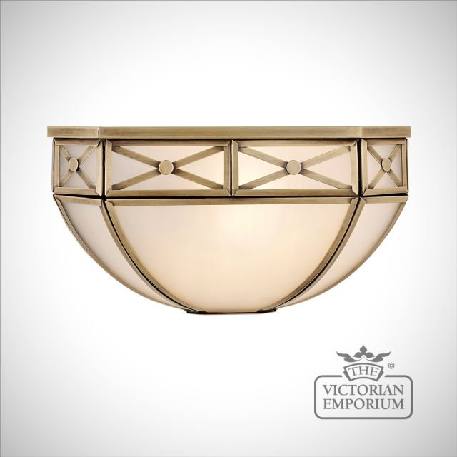 Bannerman wall light