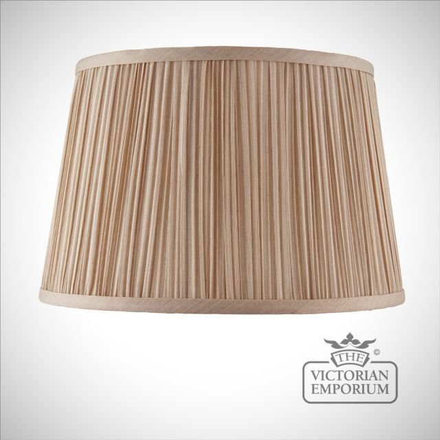 Kemp 12 inch lamp shade in Beige