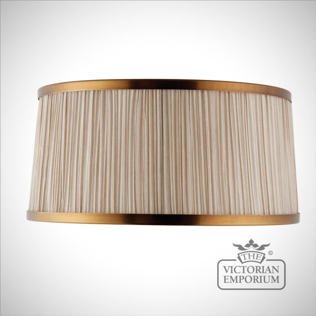 Suffolk lamp shade 13 inch in a choice of colours