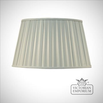 Wells 14 or 17 inch lamp shade in Duck Egg