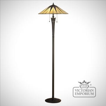 Dark Star floor lamp