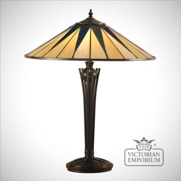 Dark Star table lamp in a choice of two sizes