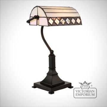 Fargo bankers lamp