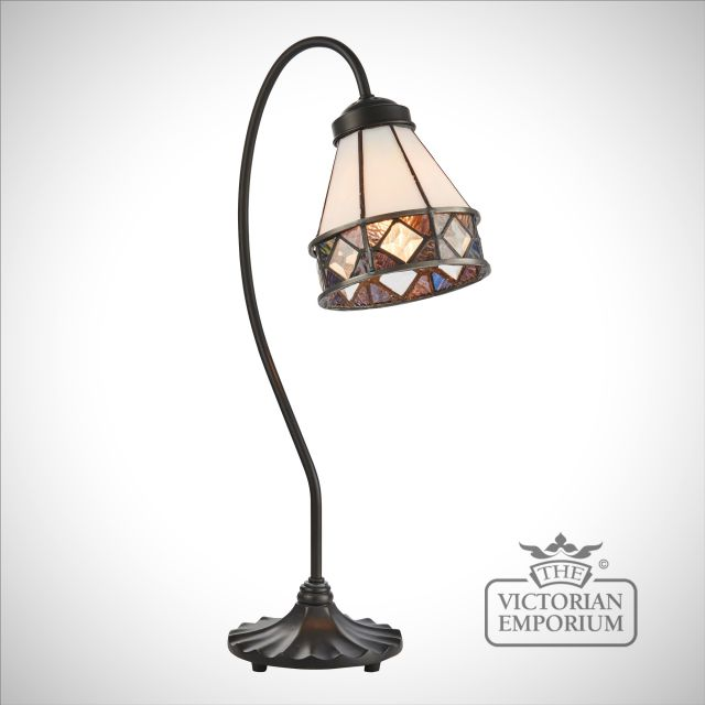 Fargo swan neck lamp