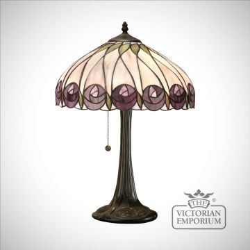 Hutchinson bankers lamp
