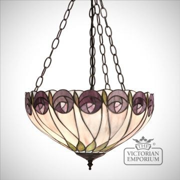 Hutchinson medium inverted 3lt pendant