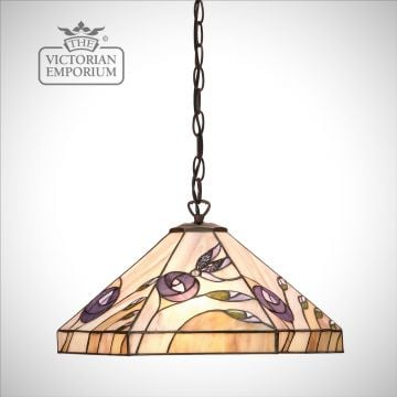 Damselfly medium 1lt pendant