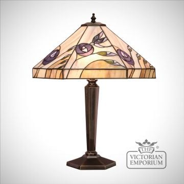 Damselfly table lamp
