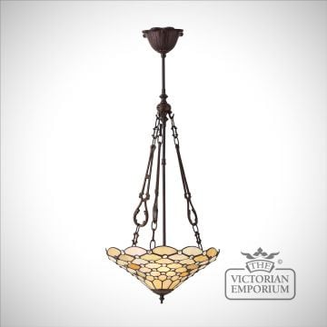 Pearl medium inverted 3lt pendant