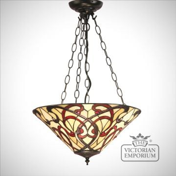 Ruban medium inverted 3lt pendant