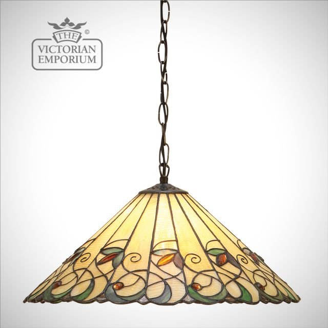 Jamelia pendant in a choice of sizes