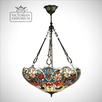 Sullivan large inverted 3lt pendant