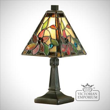 Lelani mini table lamp