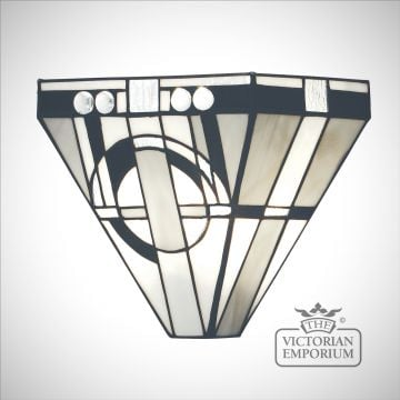 Metropolitan wall light