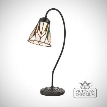 Astoria swan neck table light