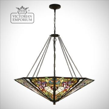 Anderson mega panel inverted 8lt pendant