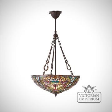 Anderson large inverted 3lt pendant