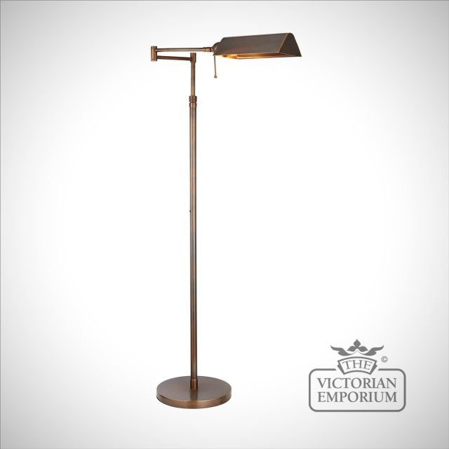 Clarendon floor lamp