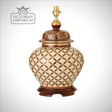 Cross Stitch table lamp