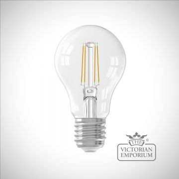 LED GLS Filament Bulb Dimmable E27 4W