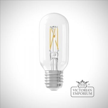 LED Tube Filament Bulb Dimmable E27 4W