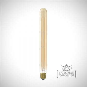 E27 4W LED Tube Filament Bulb