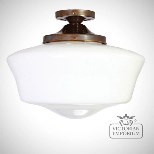 Anath Ceiling Light IP44 in a choice of finishes
