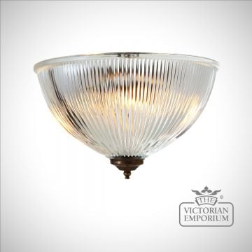 Moronie Flush Mount Ceiling Light in a choice of finishes