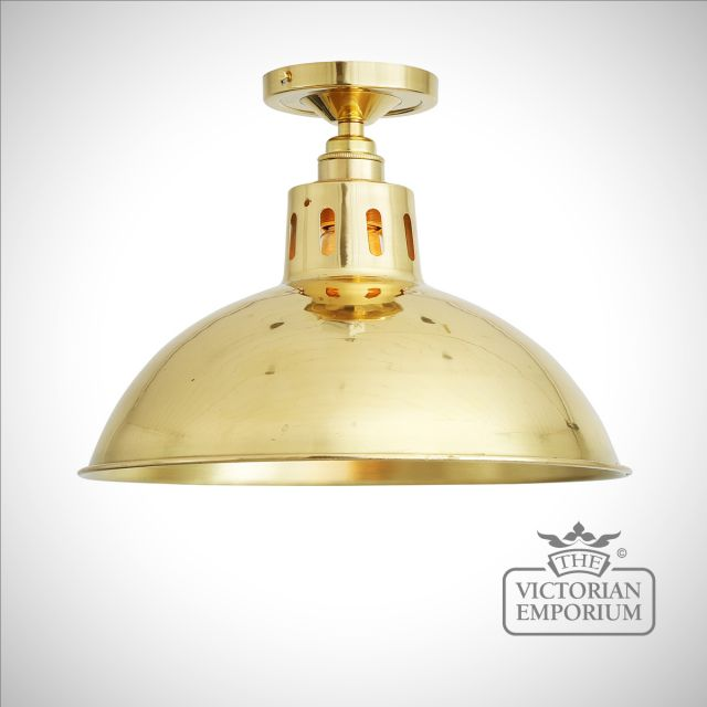 Paris ceiling light in a choice of finishes