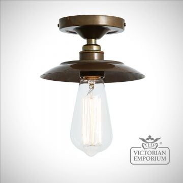 Reznor Flush Ceiling Light in a choice of colours