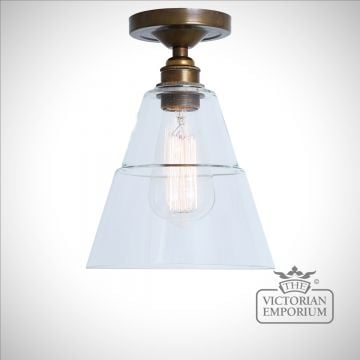 Rigal ceiling light in a choice of finishes