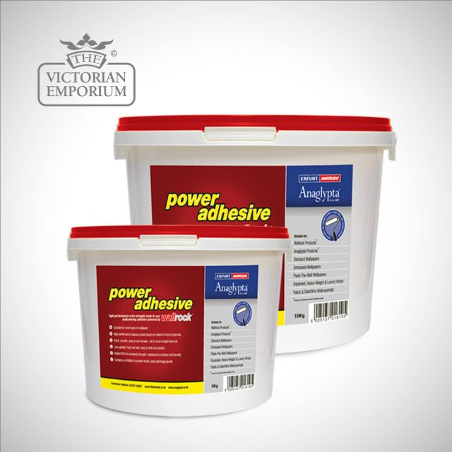 Wallrock Power Adhesive - Wallpaper Paste