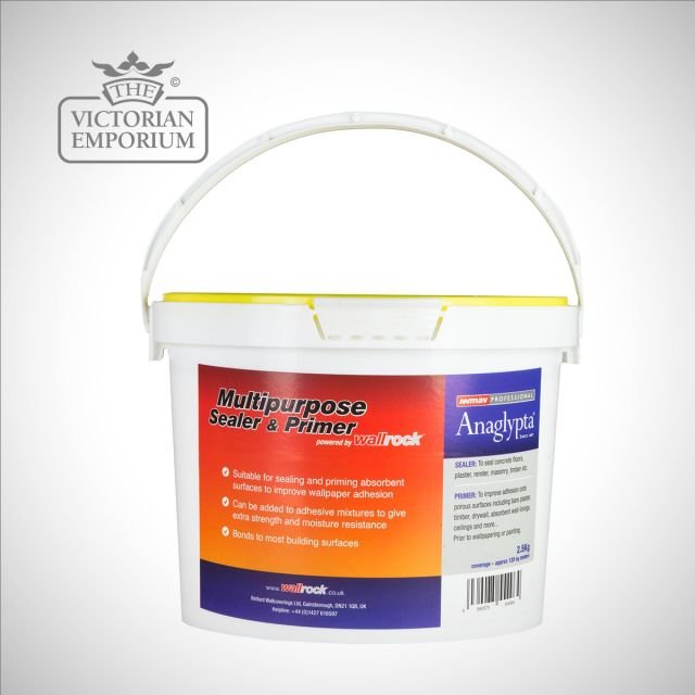 Wallrock Multipurpose Sealer & Primer