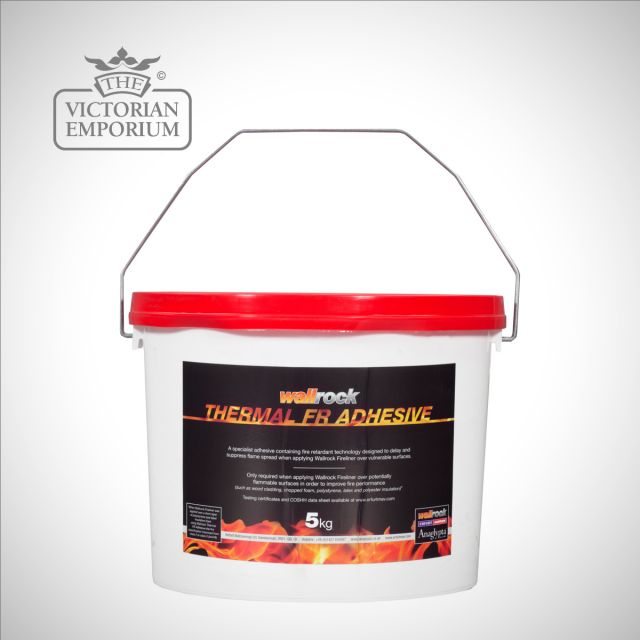 Wallrock Thermal Fire Retardant Adhesive