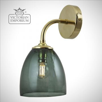Havana Wall Light in a choice of light shade colours