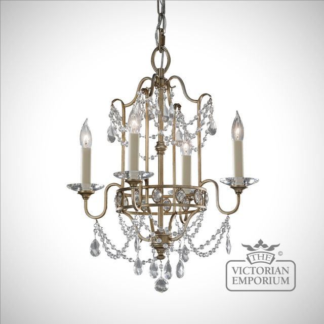 Gianne 4 Light Chandelier